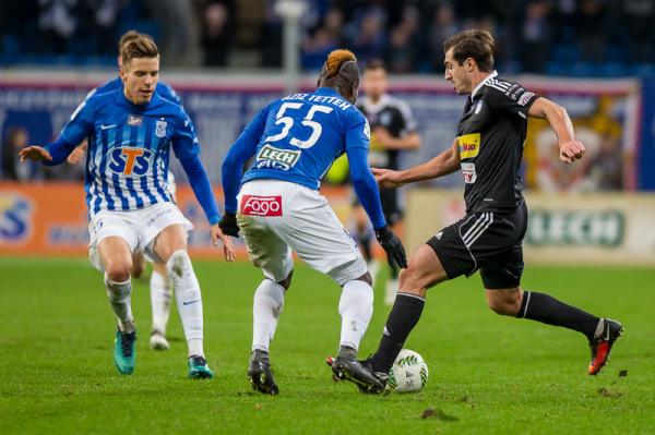 Lech trenuje bez dziewięciu piłkarzy