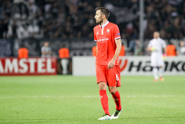 Badelj: Transfer do Milanu? Jestem tym znudzony