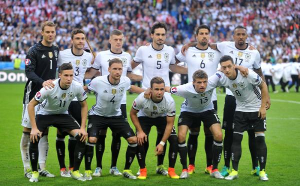 Wysokie zwycięstwo Niemców z San Marino