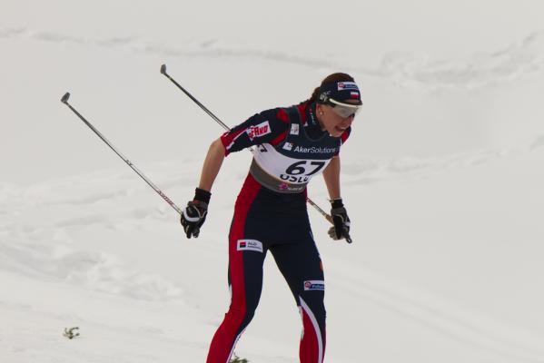 Kowalczyk znów wygrywa w Pucharze FIS