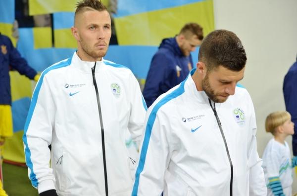 Słowenia osłabiona przed meczem z Polską