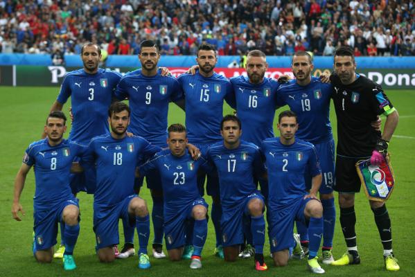 Wysokie zwycięstwa Włoch i Hiszpanii