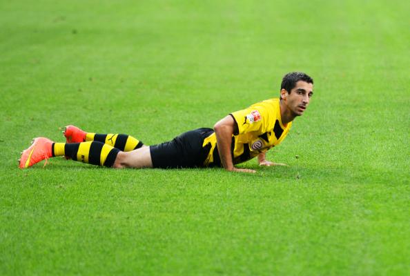 Mchitarjan wróci do Dortmundu? Borussia rozważa wypożyczenie