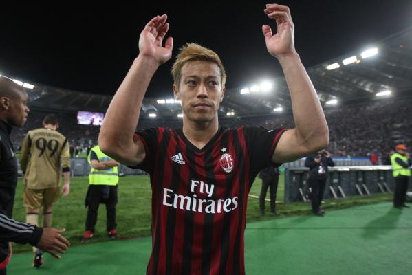 """""""Milan nie uwzględnia Hondy w swoich planach"""""""