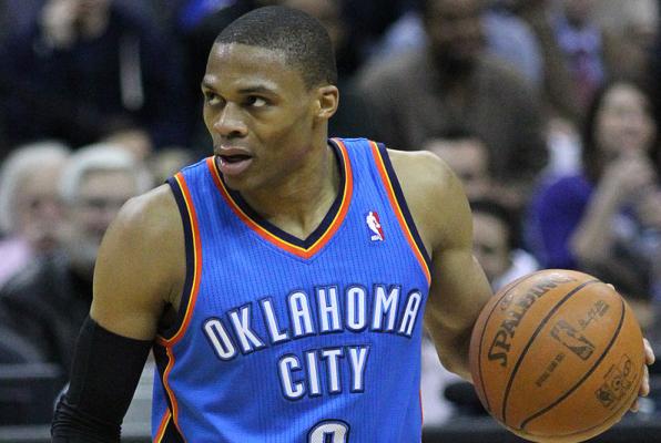 Świetny mecz Westbrooka, ale Thunder gorsi od Magic
