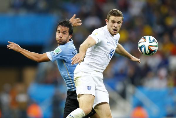 Henderson zastąpi Rooney'a w roli kapitana reprezentacji Anglii