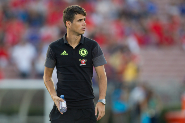 Inter i Juventus interesują się Oscarem