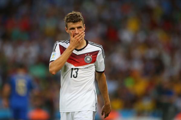 Muller: Mamy w Niemczech wielu utalentowanych zawodników