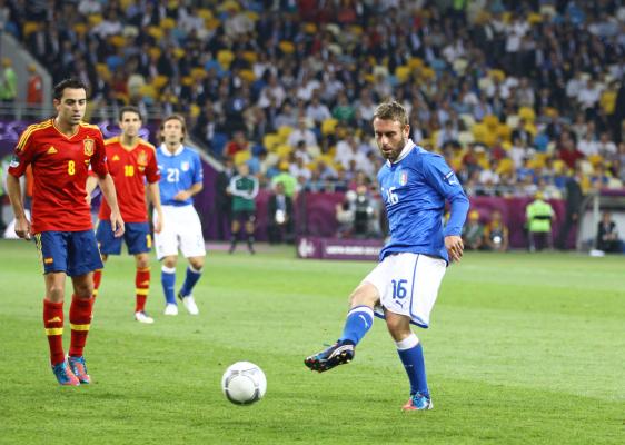 De Rossi chce, aby sezon 2017/18 w Serie A wystartował wcześniej