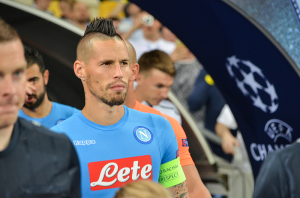 Występ Hamsika w meczu z Udinese pod znakiem zapytania