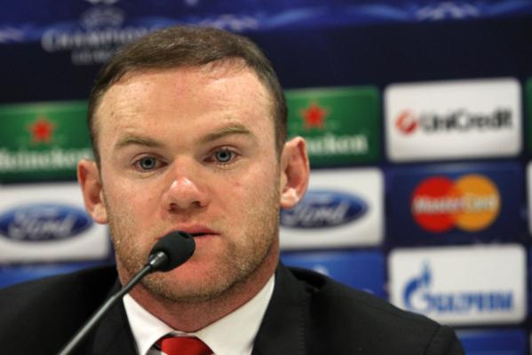 Rooney przeprosił: Fotografie są niestosowne
