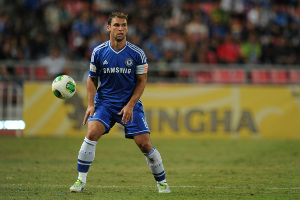 Branislav Ivanović chce zostać w Chelsea