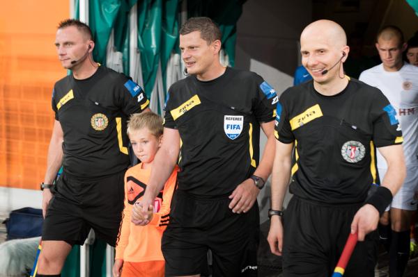 PZPN wyznaczył sędziów do prowadzenia meczów 16. kolejki Ekstraklasy
