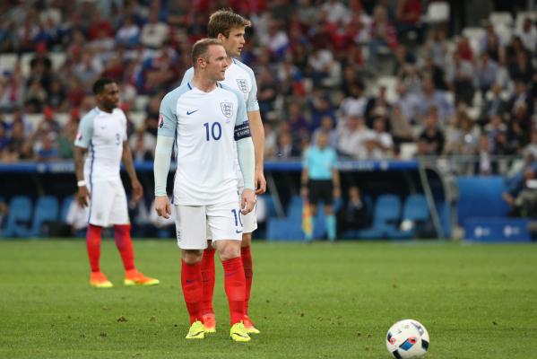 Southgate: Rooney nie zagrał, bo był kontuzjowany