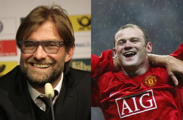 Klopp broni Rooneya: To najbardziej profesjonalna generacja piłkarzy w historii