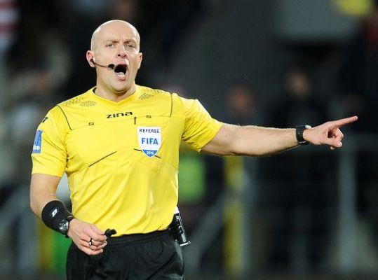 Marciniak posędziuje w pierwszej lidze
