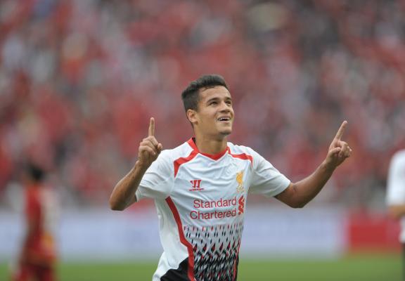 Klopp: Przyszłość Coutinho jest w Liverpoolu