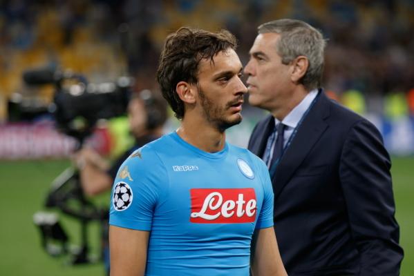 Gabbiadini odejdzie z Napoli w styczniu
