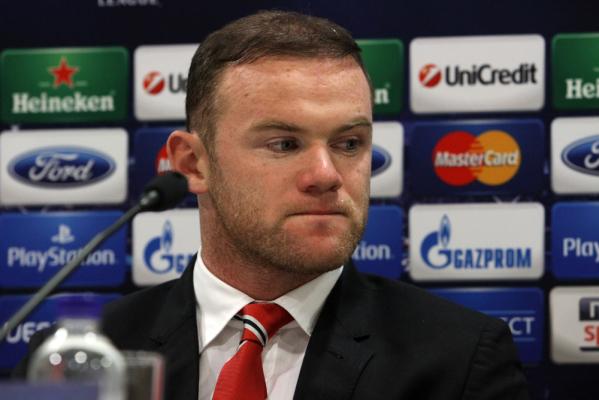 Rooney straci opaskę kapitańską w kadrze?