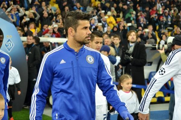 Costa gotowy na mecz z Middlesbrough