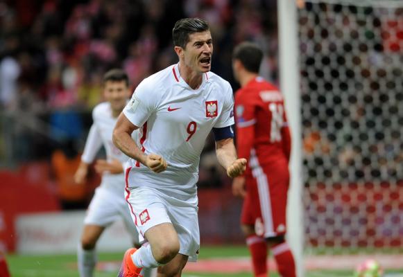 Polska wysoko w rankingu narodów UEFA. Pierwsza dywizja dla kadry Nawałki
