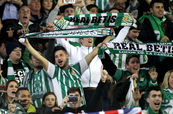 Betis pokonał u siebie UD Las Palmas
