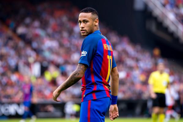 """""""Neymar będzie najlepszy na świecie. Messi mu w tym pomoże"""""""