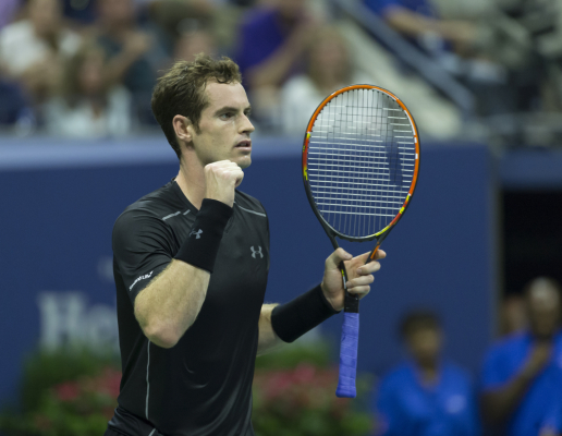 Andy Murray zagra w finale Masters