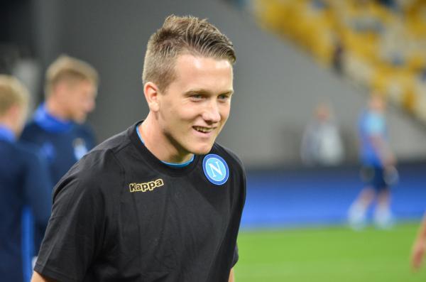 Występ Zielińskiego, zwycięstwo Napoli z Udinese