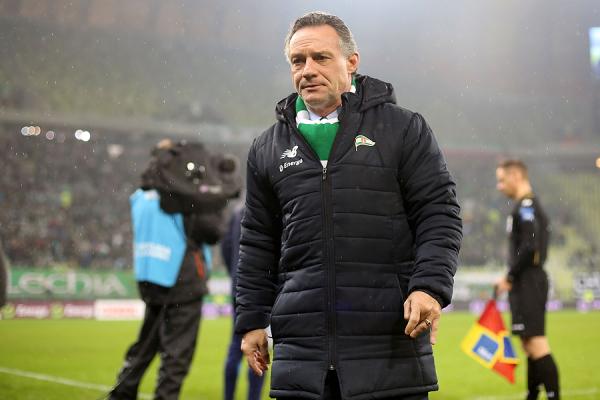 Trener Lechii: Powinniśmy grać bardziej cierpliwie