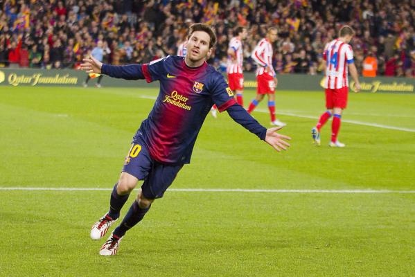 City chce wydać 233 mln euro na transfer i pensje Messiego