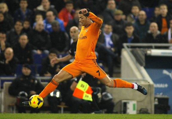 Zidane: Trzy gole Ronaldo kończą debatę o Złotej Piłce