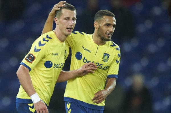 Superliga: Porażka Brondby, grał Wilczek