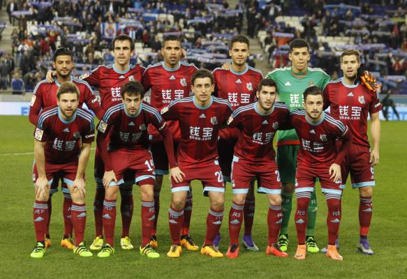 Sporting Gijon przegrał z Realem Sociedad