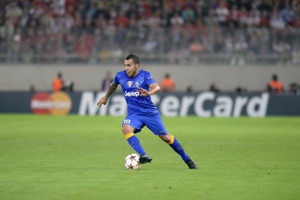 Tevez zostanie najlepiej zarabiającym piłkarzem świata? Kuszą go Chińczycy