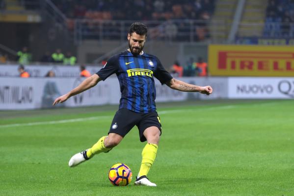 Antonio Candreva: Zasłużyliśmy na zwycięstwo