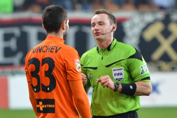 Paweł Raczkowski sędzią meczu Ligi Europy