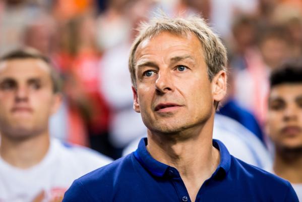 Klinsmann zwolniony z posady trenera USA