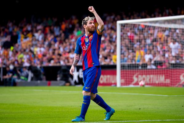 Messi odzyskał zdrowie i może zagrać na Celtic Park
