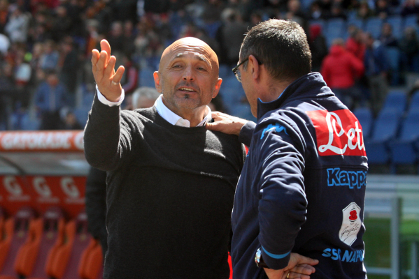 Trener Romy: Totti to geniusz