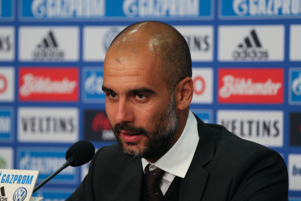 Guardiola: Nie mam wątpliwości, że Bayern obroni mistrzostwo Niemiec