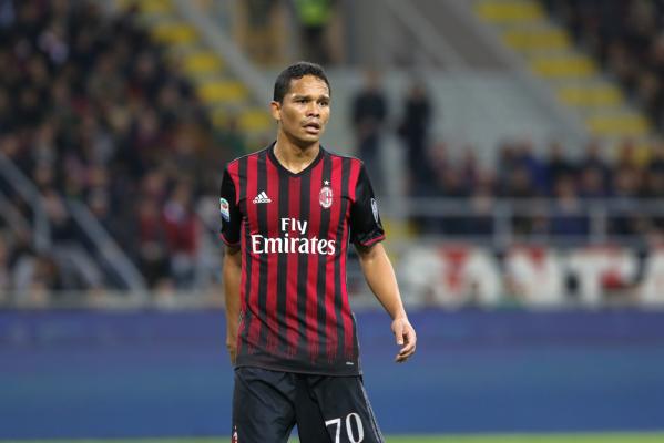 Bacca kontuzjowany. Nie zagra w najbliższym meczu Milanu