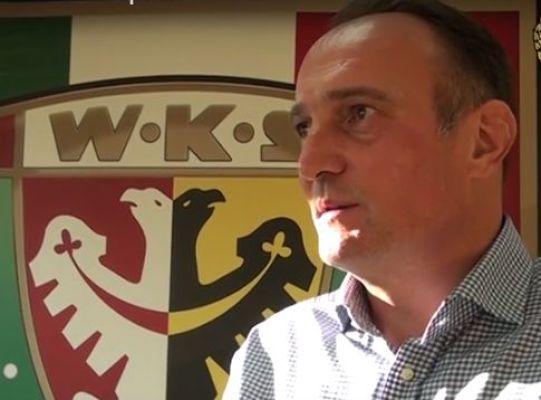Matysek dyrektorem sportowym Śląska Wrocław