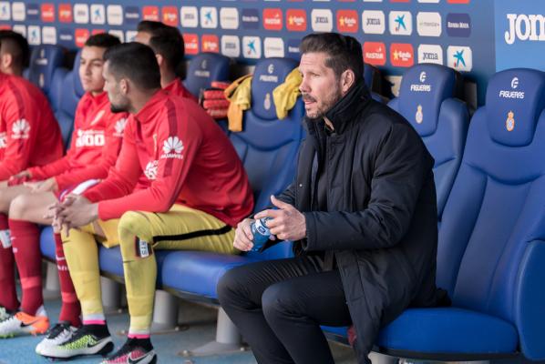 Simeone: Awans to ważny krok dla klubu i kibiców