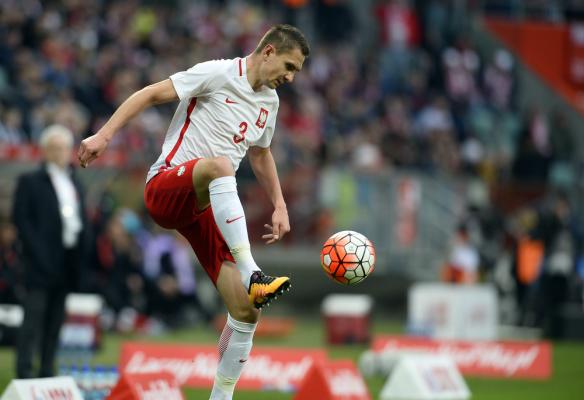 Jędrzejczyk na ławce, remis FK Krasnodar z FC Salzburg