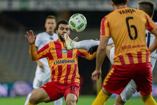 Marković: Za mną trudne dwa lata, ale w końcu udało mi się zagrać w pierwszym składzie