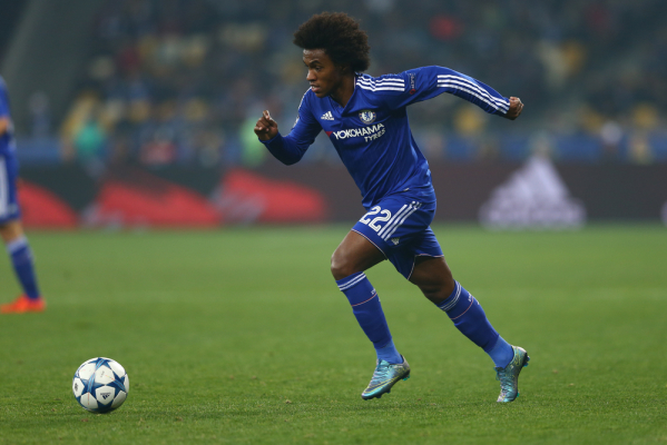 Willian trafi do Manchesteru United?