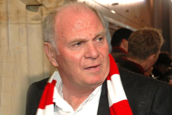 Wielki powrót do Bayernu. Hoeness ponownie prezydentem klubu