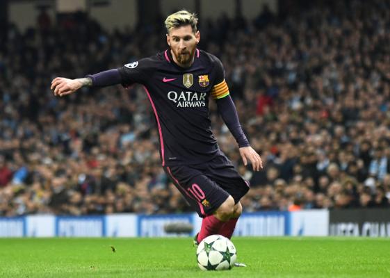 Guardiola: Chcę, żeby Messi grał w Barcelonie do końca kariery