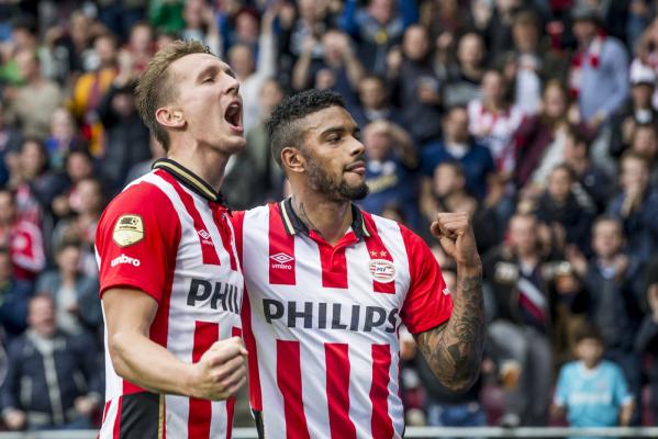 Ósme zwycięstwo PSV Eindhoven w Eredivisie